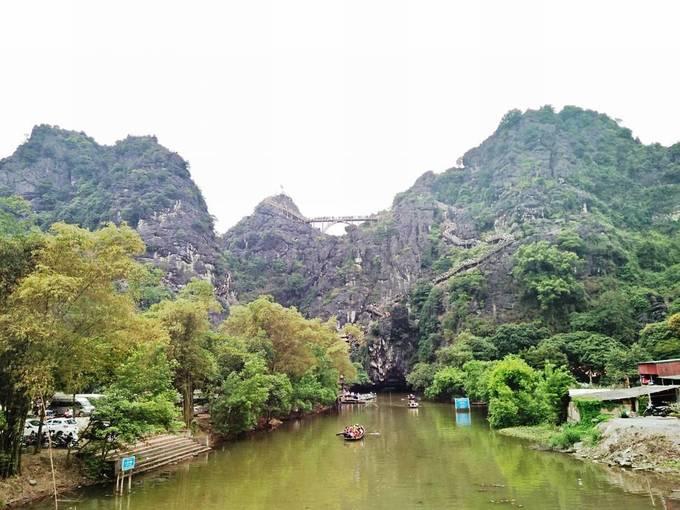 Các làng cổ ở Trường Yên (Ninh Bình)