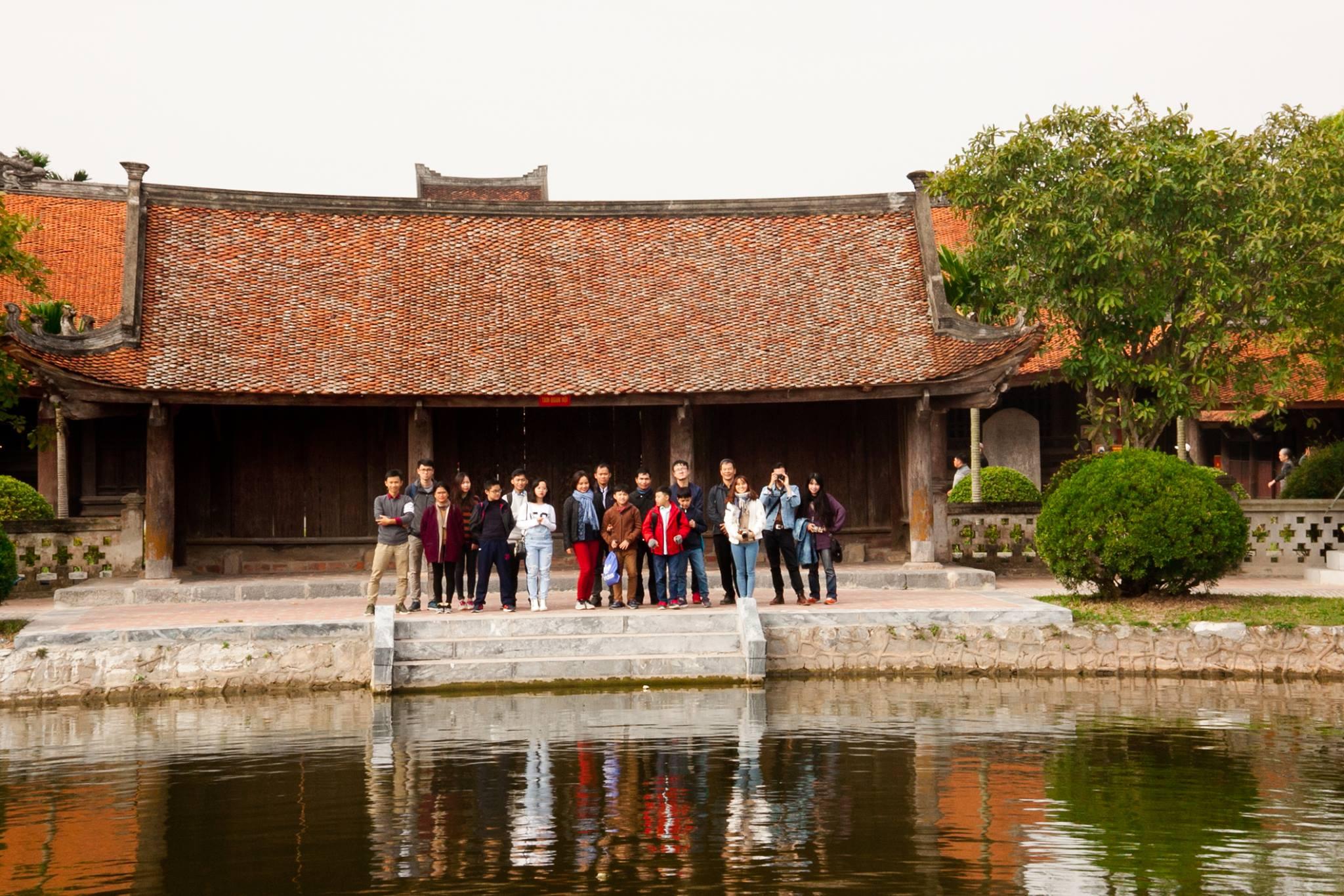 Câu lạc bộ Di sản Làng Việt với bảo tồn văn hóa truyền thống