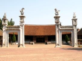 Thông điệp của nhóm nghiên cứu Bảo tồn di sản làng xã truyền thống Việt Nam