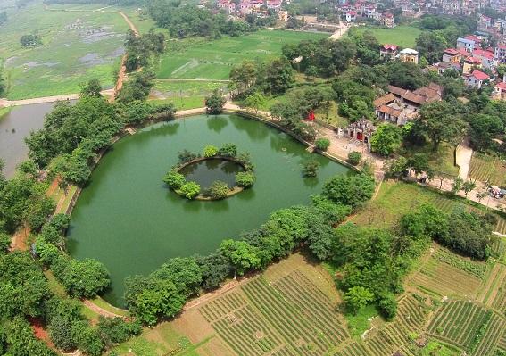 Bảo tồn trong quy hoạch nông thôn mới