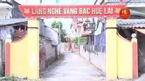 Làng Huệ Lai (Hưng Yên)