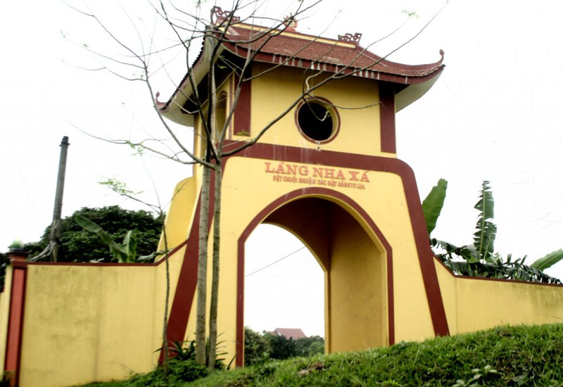 Làng Nha Xá (Hà Nam)